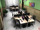 Layout 3D Call Center